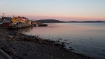 The sun sets on Didlo, Newfoundland on May 25, 2019. THE CANADIAN PRESS/Holly McKenzie-Sutter