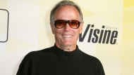 Peter Fonda arrives at IMDB's 25th Anniversary Party at Sunset Tower Hotel on Thursday, Oct. 15, 2015, in West Hollywood, Calif. (Photo by Rich Fury/Invision/AP)