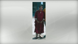 missing, woman,