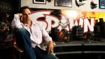 'Spawn' creator Todd McFarlane is pictured in his studio. (Handout)