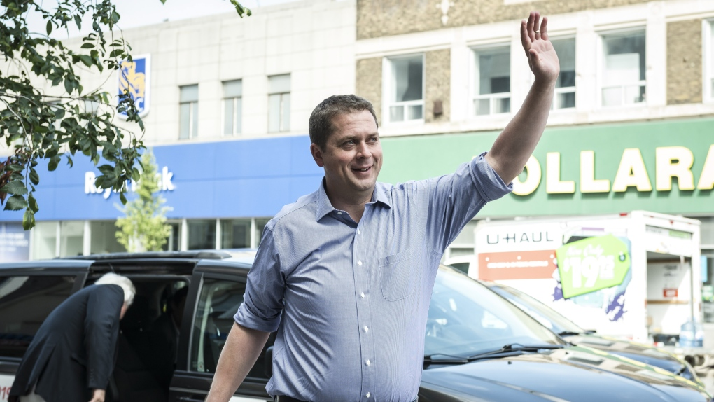 Liberals dig up video of Scheer speaking against same-sex marriage