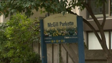 McGill Parkette