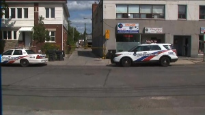A stabbing in the city's east end sent one person to hospital with serious injuries.