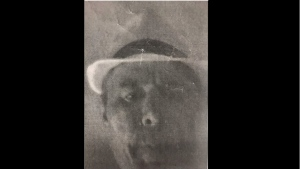Photocopy image of man accused in a break-and-enter investigation. (Toronto police)