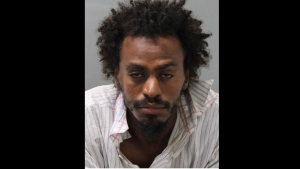 Police say Gashawbeza Gashaw Kefene, 35, was last seen during an escorted walk on Friday afternoon at the Centre for Addiction and Mental Health. (Toronto Police)
