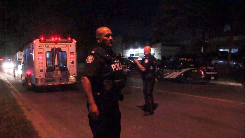 Man, 46, dead after shooting in Humber Summit