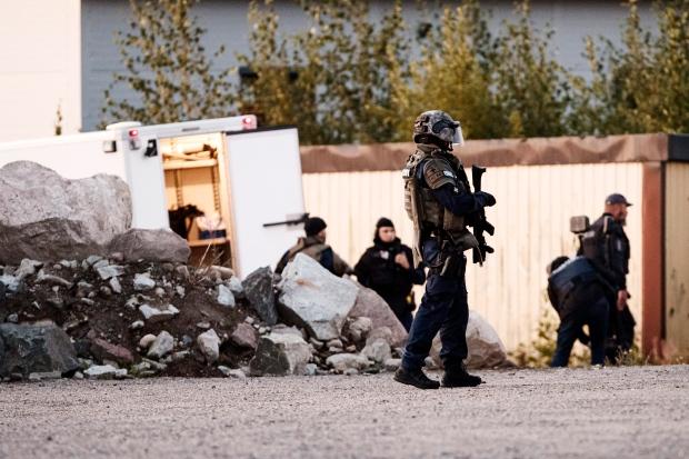 Finland shooting