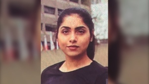 Lovleen Dhawan is seen in this undated photograph provided by police. (Peel Regional Police)