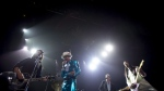 Fans of the Tragically Hip can listen their favourite hits and more on a new streaming channel. Frontman of the Tragically Hip, Gord Downie, centre, leads the band through a concert in Vancouver, Sunday, July, 24, 2016. THE CANADIAN PRESS/Jonathan Hayward