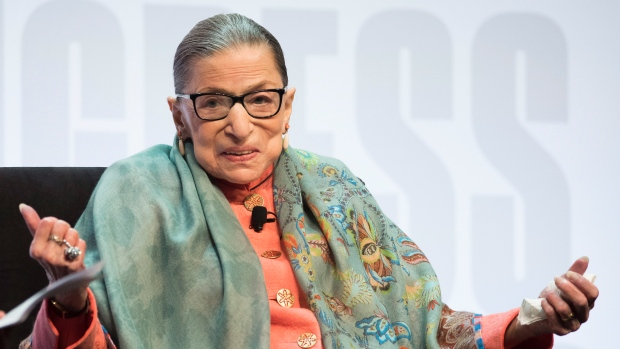 Justice Ruth Bader Ginsburg released from hospital after treatment for possible infection