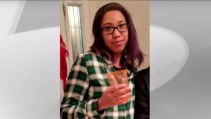 34-year-old Celeste Jones was killed in a hit-and-run in Scarborough on Friday night. (Handout)