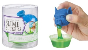 CLS Sales Inc. is recalling several make-your-own slime kits, one of which is shown in a handout photo, because of a chemical hazard. THE CANADIAN PRESS/HO-Health Canada
