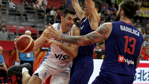 Campazzo, Scola and Argentina stunned Serbia; advanced to the semi-finals