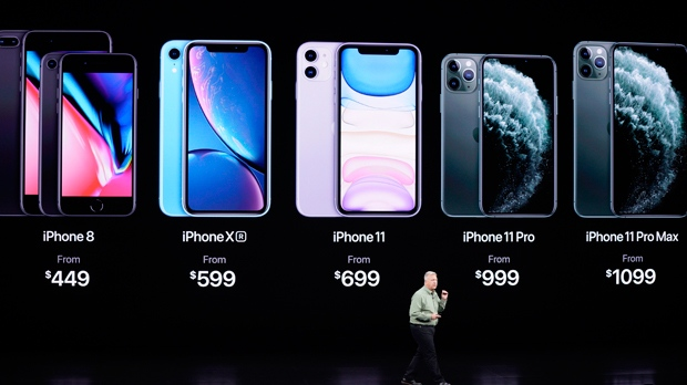 Apple iPhone 11 pricing leaked ahead of official announcement
