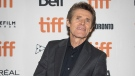 "Actor Willem Dafoe poses for a photograph on the red carpet premiere for the film ""Motherless Brooklyn"" during the 2019 Toronto International Film Festival in Toronto on Tuesday, September 10, 2019. THE CANADIAN PRESS/Tijana Martin"