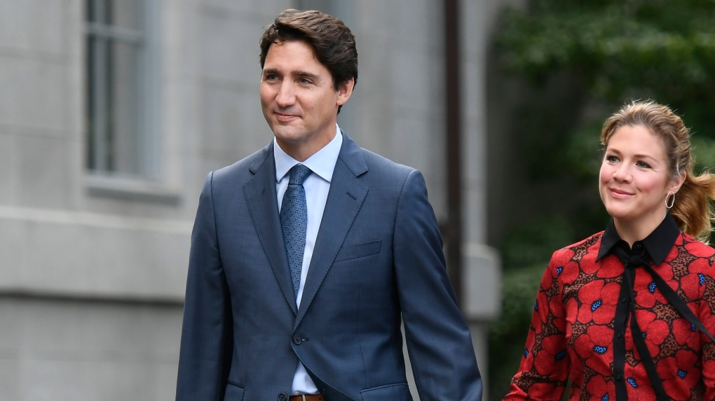 Justin Trudeau calls federal election