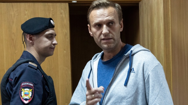 'Biggest police operation': Navalny supporters targeted in raids