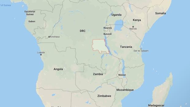 Tanganyika province