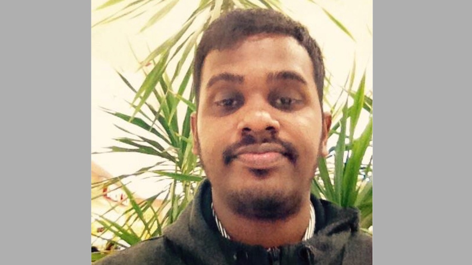 Sasikaran Thanapalasingam is pictured in this undated image. (Facebook)