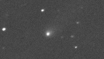 C/2019 Q4 (Borisov)  can be seen in this image released by Jet Propulsion Laboratory.
