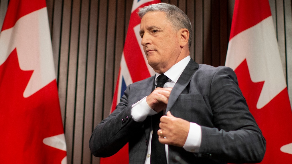 Ex-OPP officer suing Doug Ford's government for wrongful dismissal