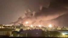 Saudi Arabia Strike