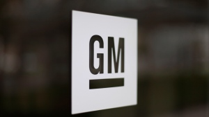 This May 16, 2014, file photo shows the General Motors logo at the company's world headquarters in Detroit. The United Auto Workers union is letting its contract with General Motors expire just before midnight Saturday, Sept. 14, 2019, increasing the likelihood of a strike as early as Sunday night. (AP Photo/Paul Sancya, File)