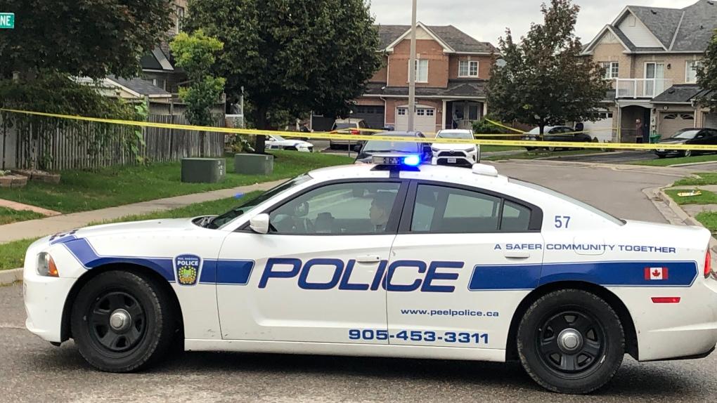 Woman critical, husband in custody following disturbance at Brampton home