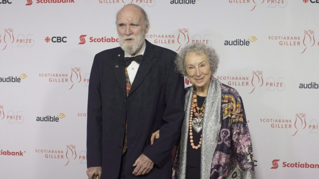 Margaret Atwood's partner, author Graeme Gibson, dead at 85