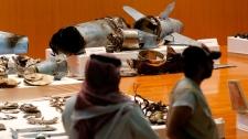 Saudi Arabia missile evidence