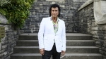 Canadian pop rock singer and songwriter Andy Kim poses for a photograph during a Canada's Walk of Fame fundraising event in Toronto on Thursday, July 18, 2019. Pop singer Andy Kim, rockers Chilliwack and alt-country band Cowboy Junkies are among the acts being added to the Canadian Music Hall of Fame this year. THE CANADIAN PRESS/Christopher Katsarov