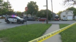 Hamilton police are investigating a shooting in Hamilton's East End that left one man seriously injured. (David Ritchie)