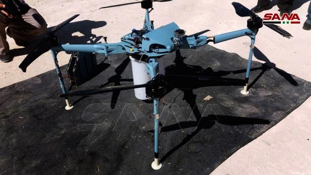 Golan drone