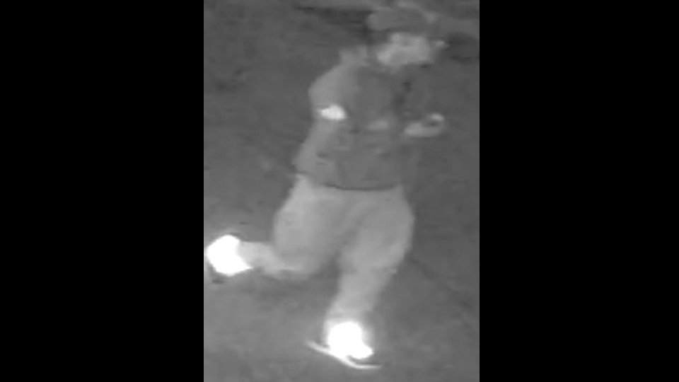 Police are looking for a man who allegedly assaulted two men in the Kensington Market area on Sept. 12. (Supplied/CP24)
