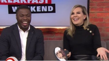 CP24 WELCOMES NEW BREAKFAST TEAM