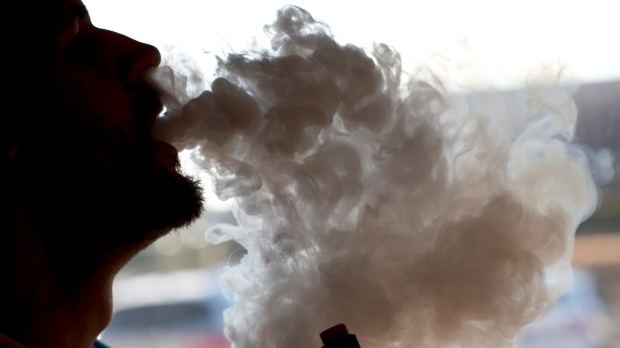 Gov. Baker Wants To Temporarily Ban All Vaping Products In Mass.