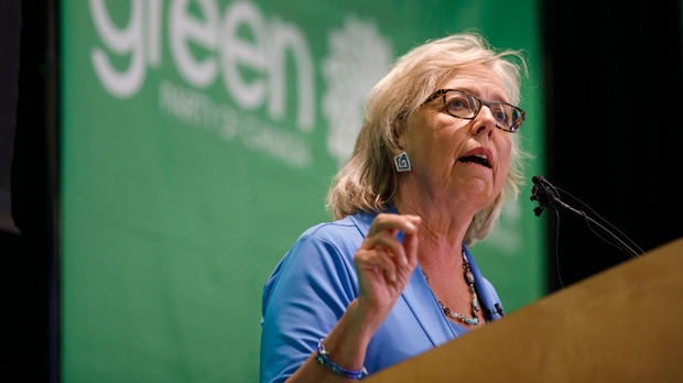 Canada's Green Party admits altering photo to remove leader's single-use cup
