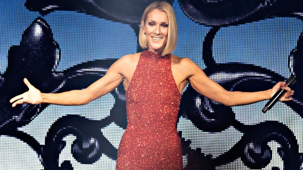 Celine Dion postpones Montreal performances due to throat illness