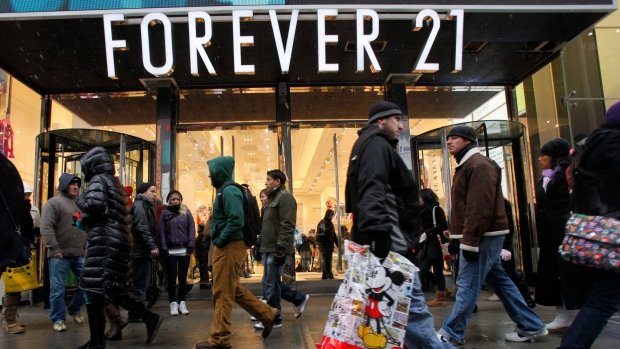 Fashion Chain Forever 21 Files For Bankruptcy, Likely to Shut 178 stores