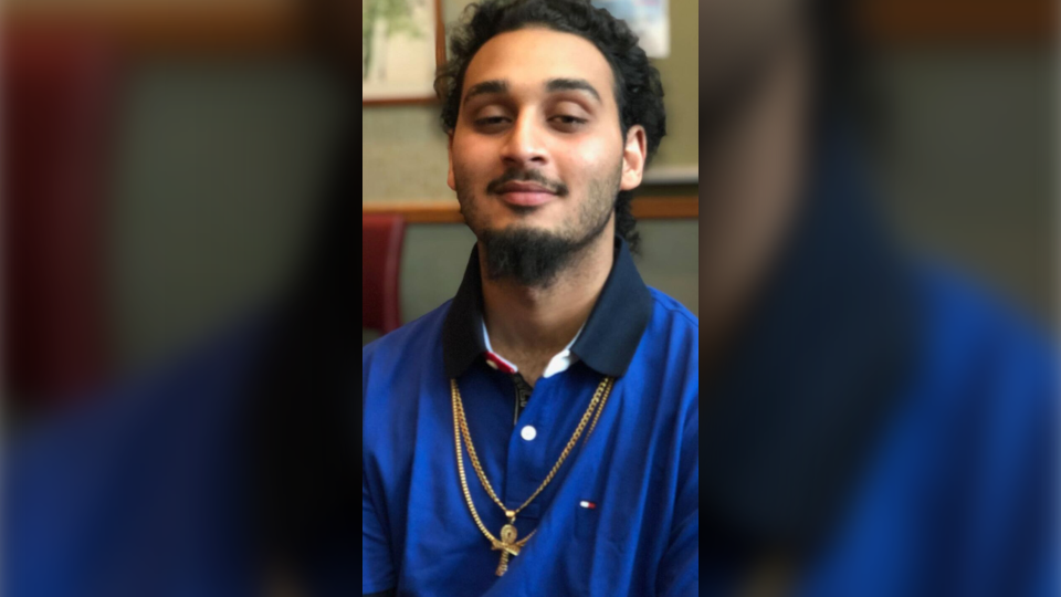 21-year-old Amir Naraine, victim of gunshot wound found in Etobicoke