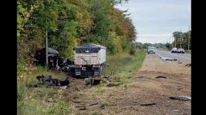 Highway 89 crash