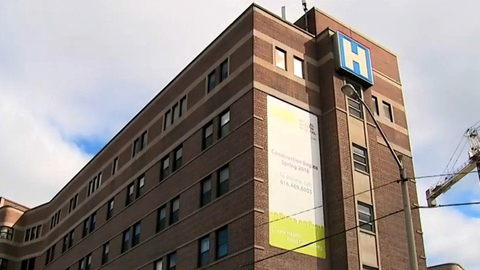 Michael Garron hospital is seen here in this file photo. (CTV News Toronto)