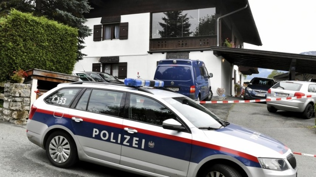 Five murdered in Austrian ski town ―Police
