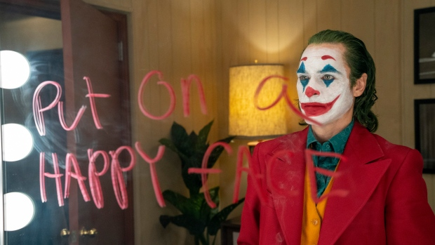 'Joker' sets records with near £200 million opening weekend