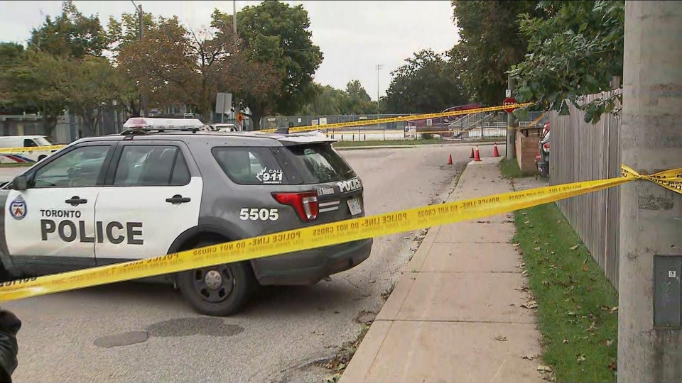 "Police say a teen killed in a hit-and-run in East York this morning was ""intentionally struck."""