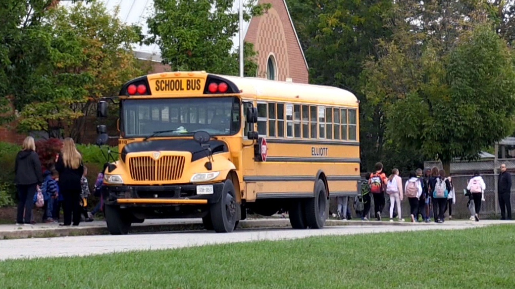 School Bus Driver Shortage Could Be Comnig This Fall Says Union Cp24 Com