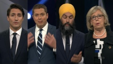 A debate recap from Oct. 7, 2019. All parties debate on the same stage for the first time and engage in important platforms that they plan to execute if elected.