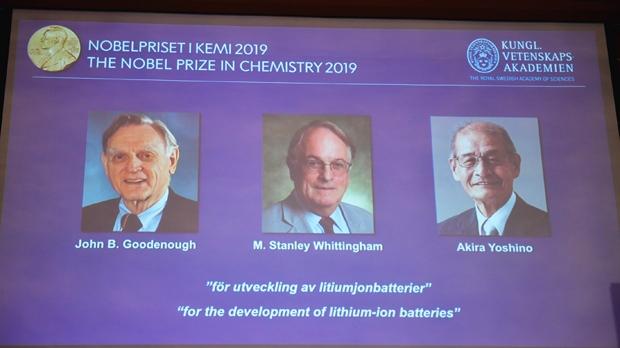 Batteries Nobel