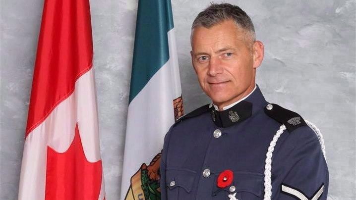 Judge finds man guilty of murdering a police officer in Abbotsford, B.C.