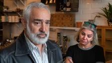 Husam Alsoufi and Shahnaz Alsoufi
